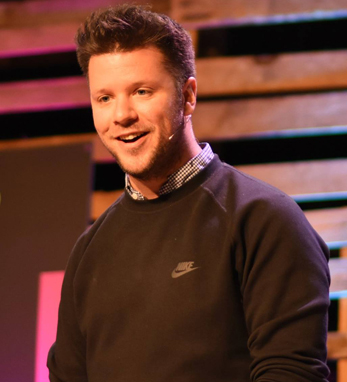 Daire Hickey at Web Summit