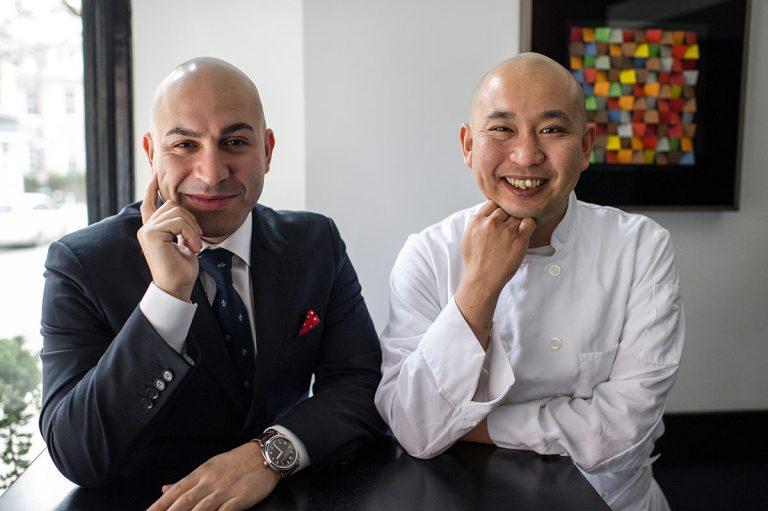 sushi nakazawa founders