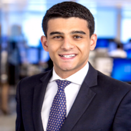 Ali Hassan CEO of Crescent Crypto Asset Management